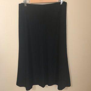 Banana Republic Long Stretch Skirt Size 6